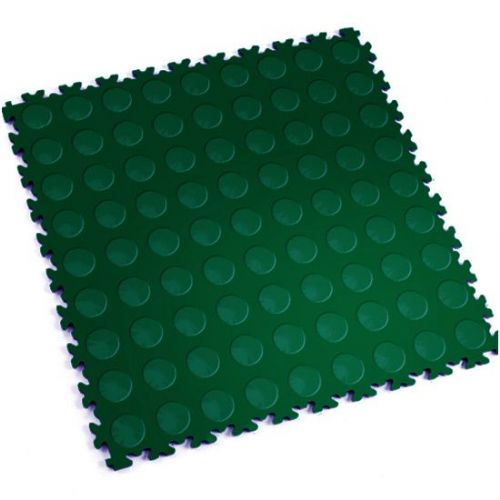 Green Cointop - Motolock Interlocking Floor Tile